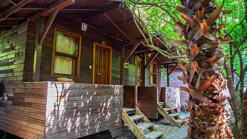 olympos bungalow